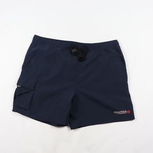 90s Nautica Competition Mens Large Cargo Shorts